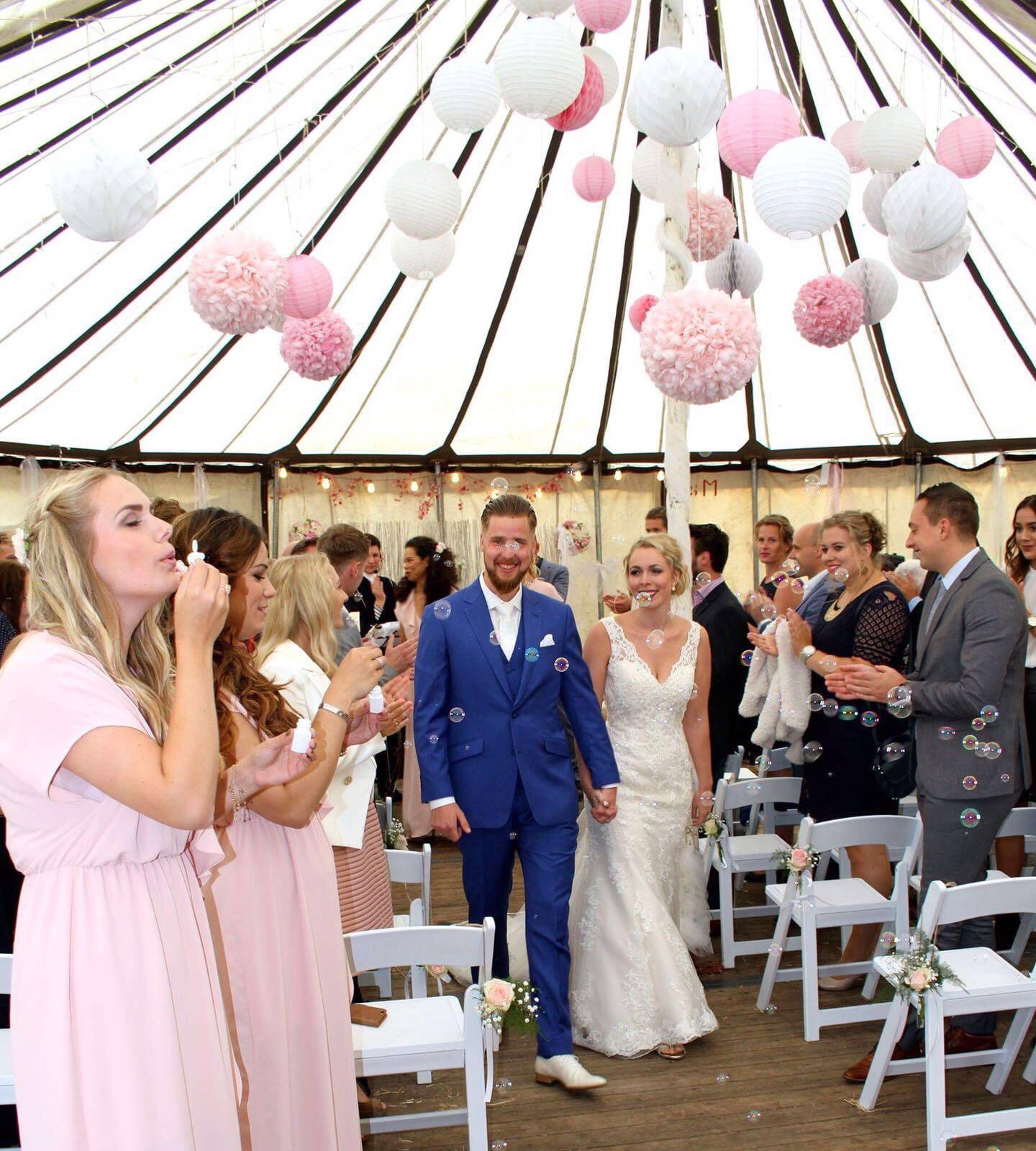 Bruiloft Kiekjes 1